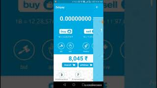 How to deposit money on zebpay new update on zebpay how to buy how to deposit money in zebpay to buy bitcoins ccuart Choice Image