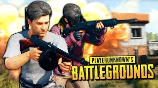 ТАЩЕРСКИЙ ДУЕТ С ШИМОРО! - КОМАНДНАЯ ТАКТИКА В PLAYERUNKNOWN'S BATTLEGROUNDS - Баги, Приколы, Фейлы!