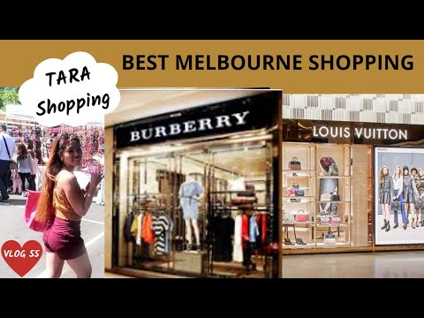 BEST MELBOURNE SHOPPING ❤ MY LIFE IN AUSTRALIA
