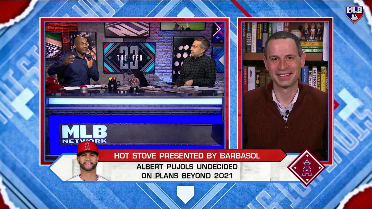 MLB World Reacts To The Albert Pujols News