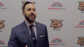 From Sports to Esports: A Look Inside the Anaheim Ducks!