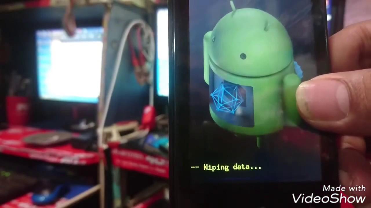 Hard Reset Strawberry S8805 Work Youtube