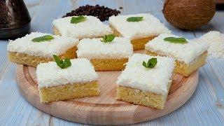 Как испечь пирог с кокосовой стружкой - Рецепты от Со Вкусом