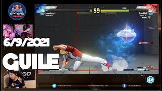 6/9/2021 ミルダム配信 Mildom - Street Fighter V ガイル Guile