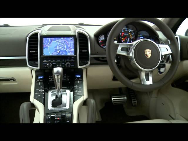 Porsche Cayenne 4x4 Review What Car Video Watch Now Autoportal Com