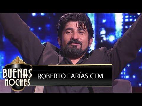 Roberto Farías CTM