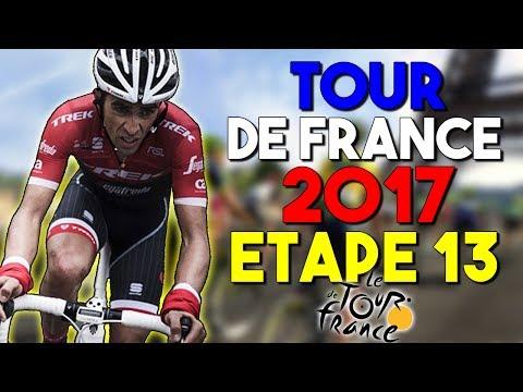 TOUR DE FRANCE 2017 | ETAPE 13 | Saint-Girons › Foix