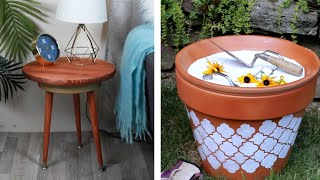 5 Easy Side Table Projects