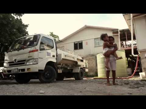 'Vital Water' video shows Tuvalu's will to survive