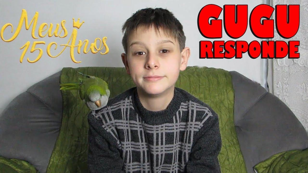 Gugu Gaiteiro - Meus 15 anos - Gugu Responde