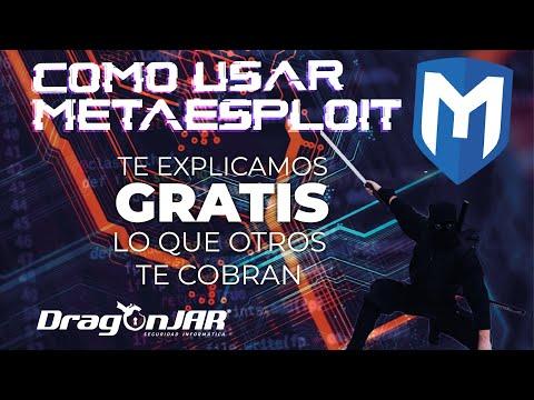 Curso GRATIS de Introducción a Metasploit 2017