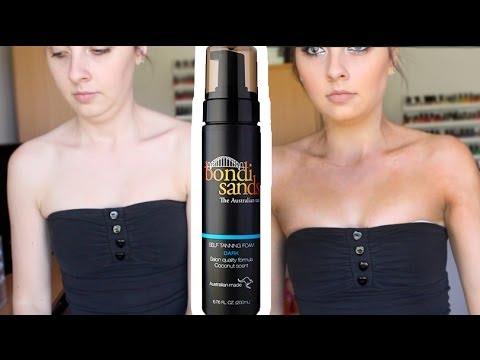Bondi Sands Tanning Foam REVIEW!