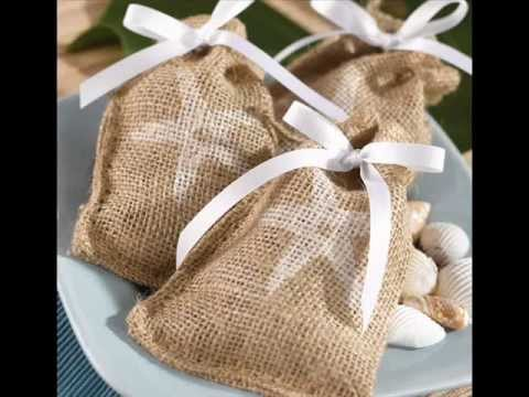 Destination Wedding Favors: Ideas and Inspiration - YouTube
