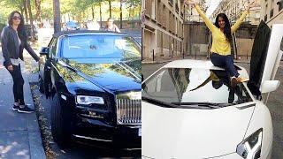 Mallika Sherawat Car Collection - Rolls Royce, Lamborghini
