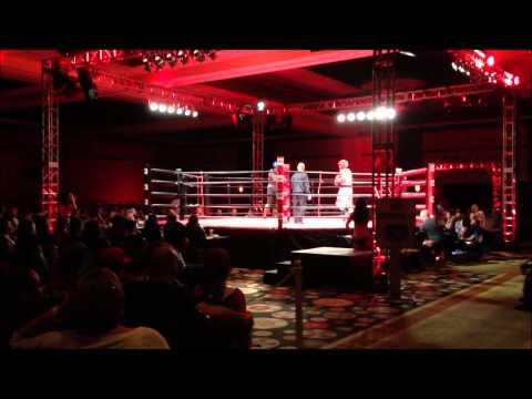 Segin Brown vs Shane Reed Bad Boy Fight
