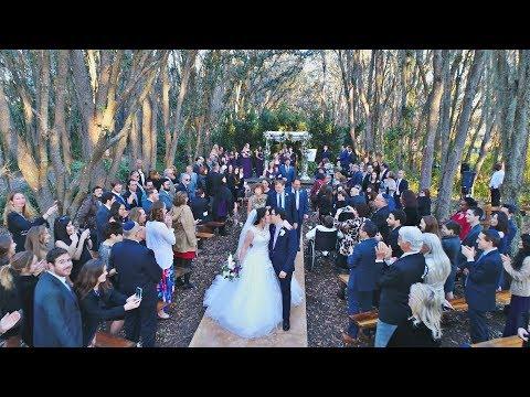 Full Wedding at Florida Rustic Barn