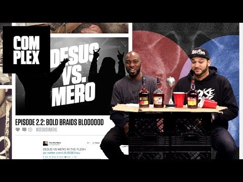 Jay Z's Five Percenter Chain, Spooky Black's Crazy Video | Desus vs. Mero On Complex Ep. 10