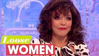 Joan Collins On Percy And Her Previous Marriages | Loose Women