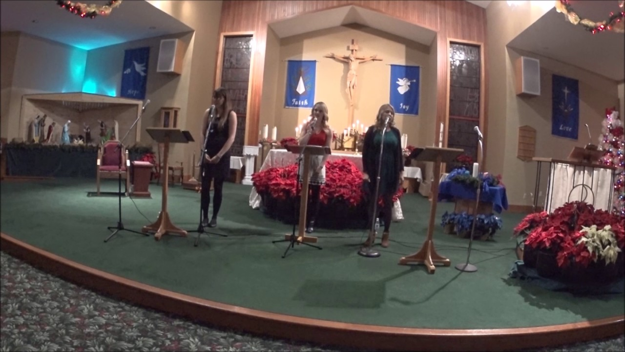 I'll be There Christmas Eve Christmas Concert 2016 - YouTube