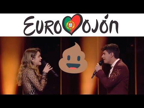 Tu Canción - Eurovisión - PARODIA - EUROMOJÓN - TU MOJÓN - Alfred y Amaia