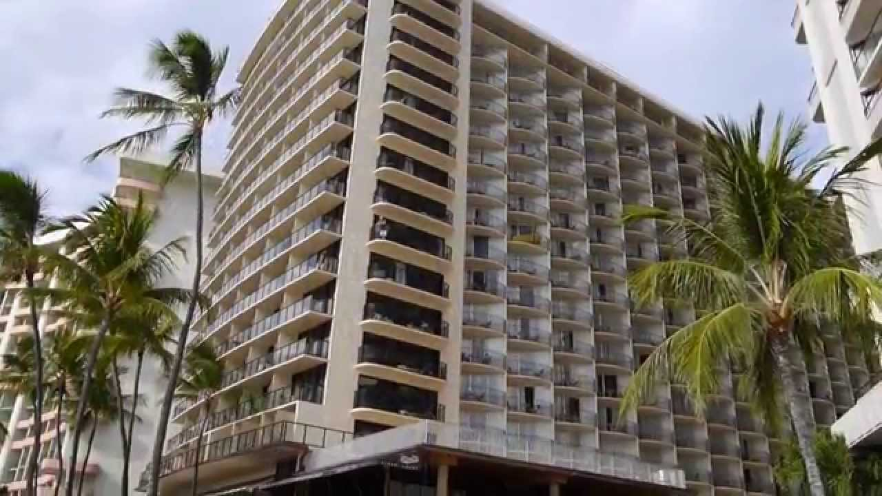 Outrigger Waikiki Beach Resort Video