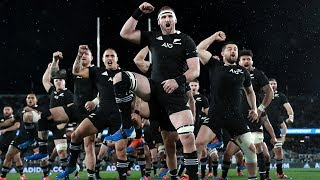 All Blacks haka vs Australia (Kapa o Pango)