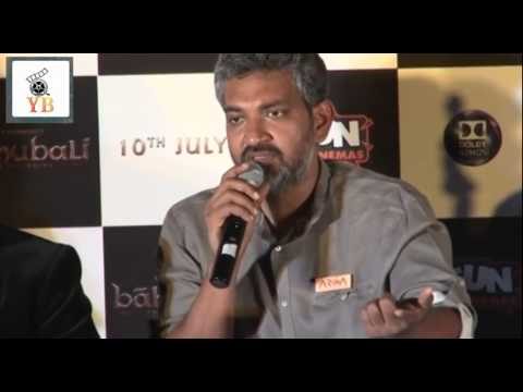 Bahubali Movie Charecters Lager Than Life Reveald @ TRailer Launch