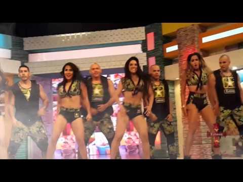 Coreograf 237 A Ain T Your Mama By J Lo Grupo Latinos Doovi