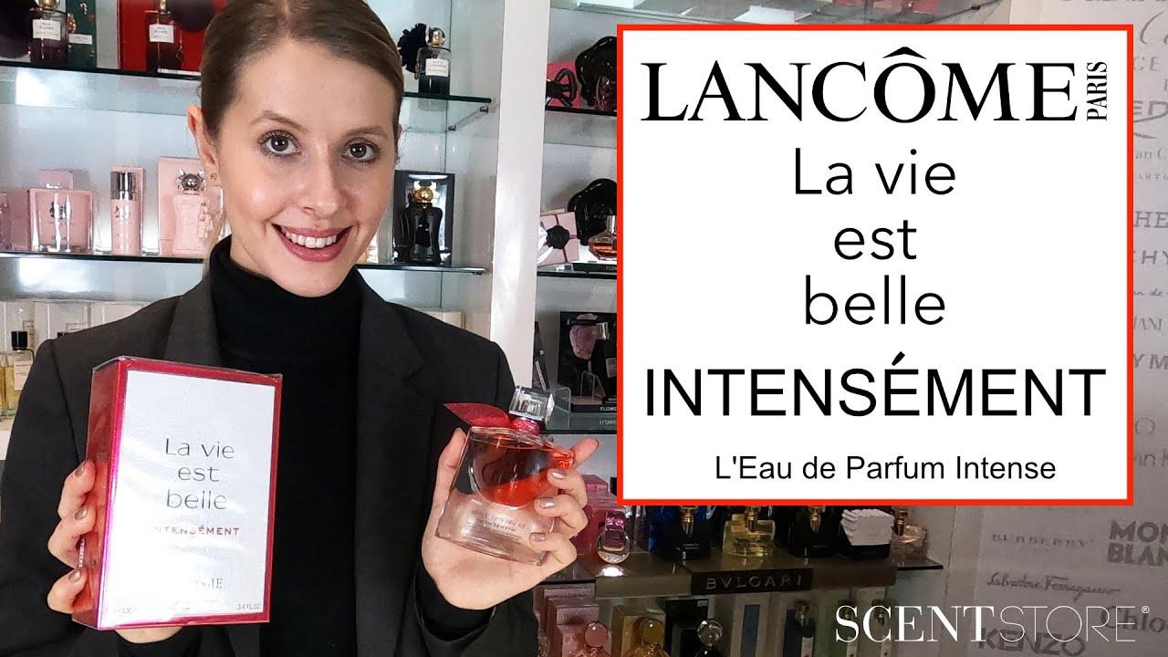 Lancome La Vie Est Belle Intensement Perfume Review