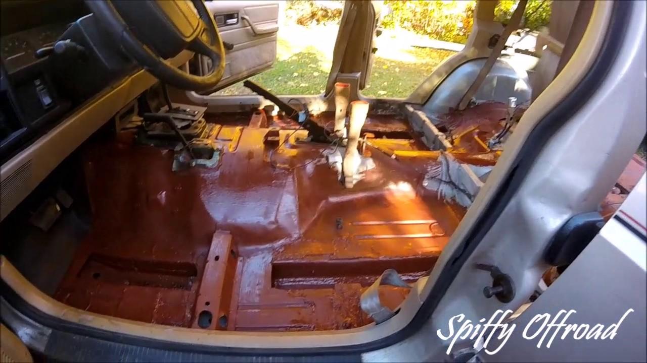 Jeep Cherokee Floor Board Replacement Jeepspeed Pan
