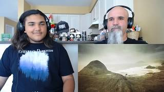 Visions of Atlantis - Heroes of The Dawn (Lyric Video) [Reaction/Review]