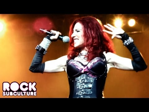 Pretty Poison 'Catch Me (I'm Falling)' at Super Freestyle Explosion in San Jose on 6/29/2013