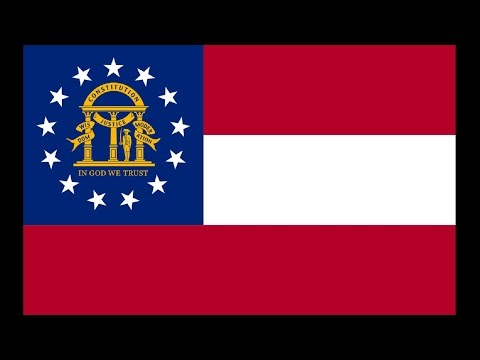 Georgia's Flag And Its Story