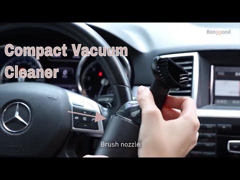 Baseus Mini Wireless Dry Wet Vacuum Cleaner   4000Pa Car Vacuums Cleaner