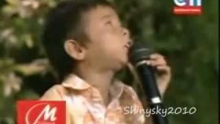 CTN Khmer- Mon Snaeh Sommeang Blind Kid (Chivit Kmeng Wat)