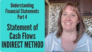 Understanding Financial Statements Part 4 | Statement of Cash Flows - Indirect Method Explained