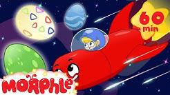 Morphle's Easter Egg Hunt in Space | BRAND NEW | Cartoons for Kids | Morphle TV