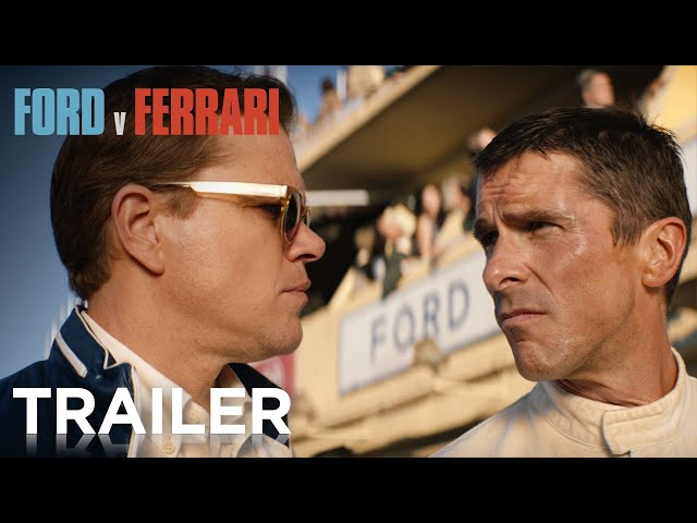 FORD v FERRARI | Official Trailer 2 | 20th Century FOX