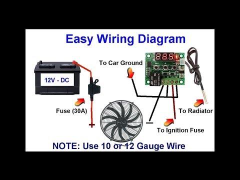 S10 Radiator Diagram Wiring Diagram