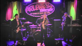 SundayGirl (Blondie tribute band) - Rapture - live at Arlene's Grocery