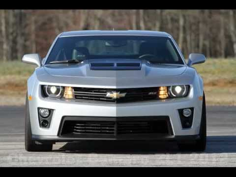 Chevrolet Camaro Zl1 2012 Video Youtube