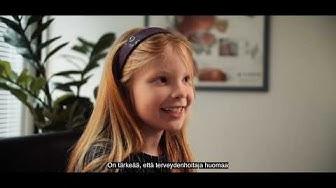 Lapsen näkö - silmälääkäri Aurora Heickell