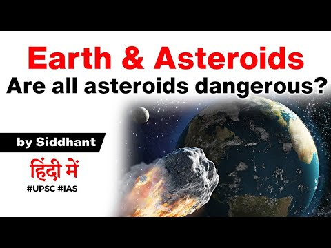 What are Asteroids? Are all Asteroids dangerous for our planet Earth? Know facts about Asteroids