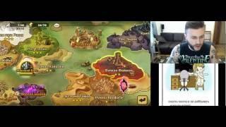 Summoners War Немного о Фарме /  Фарм Вулкана и пустыни Тамор / Summoners war farm