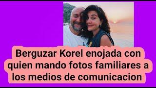 Berguzar Korel... Enojada con quien mando fotos fa