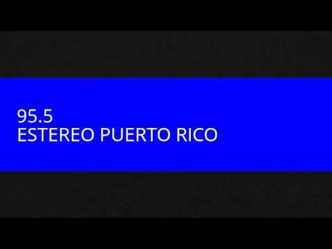 95.5 Estereo digital Puerto Rico suena Phaco Ambrosio