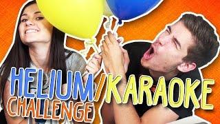 HELIUM - KARAOKE CHALLENGE | GoGoManTV