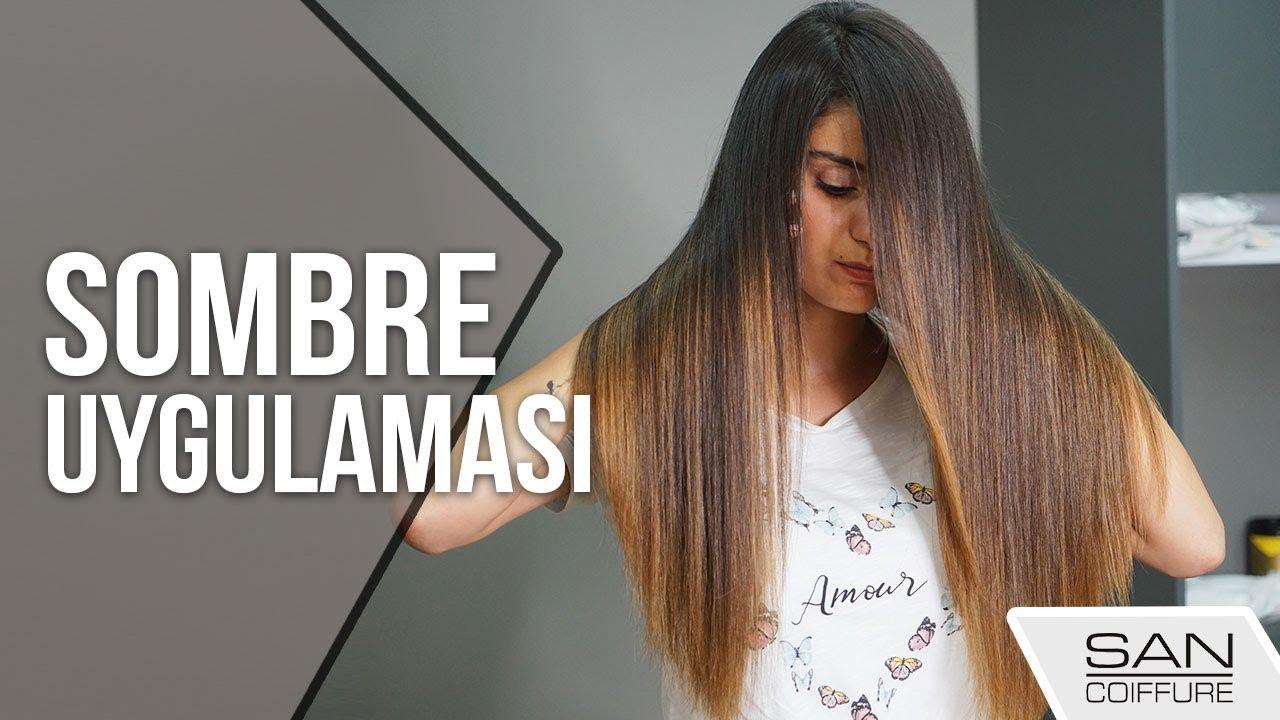 Yeni Saç Trendi Sombre Saçlar
