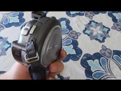 The Canon DC10 A (Mini DVD Camcorder)
