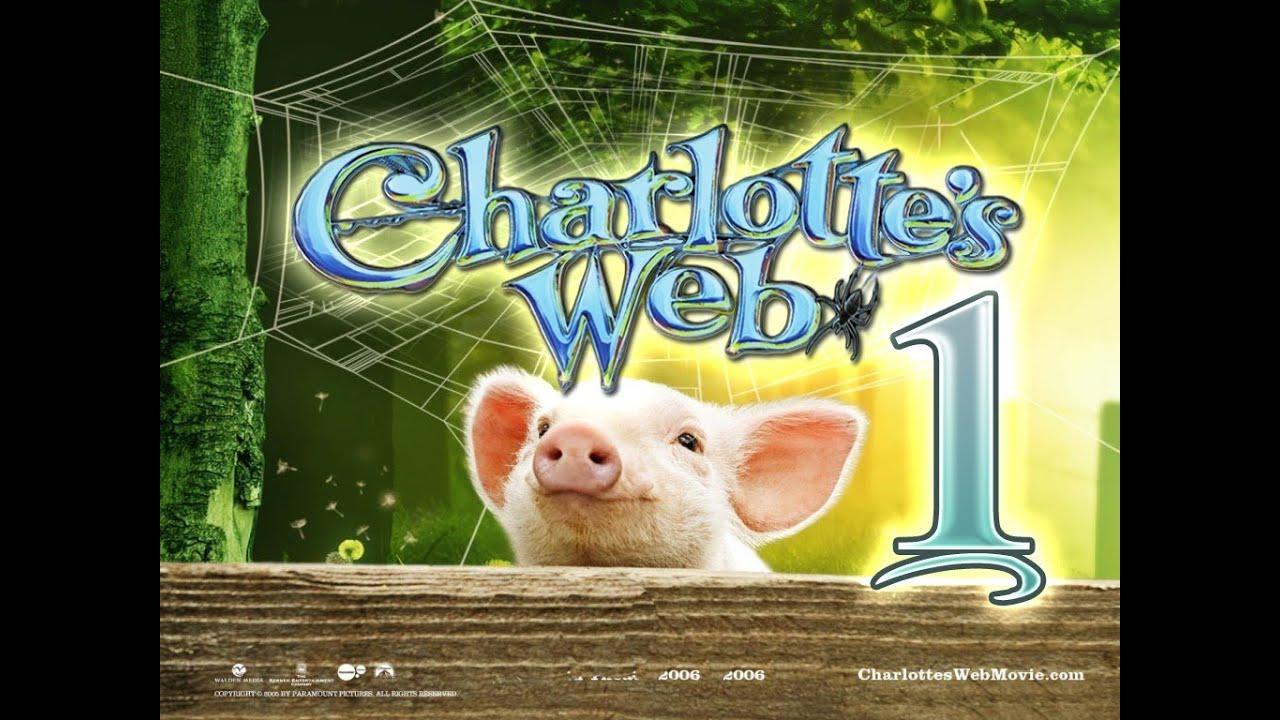 Charlotte S Web Ps2 Walkthrough Part 1 Youtube